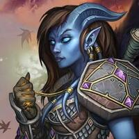 Generador de nombres draenei de World of Warcraft